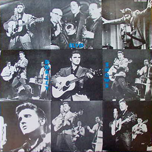 Elvis Presley Dorsey Shows