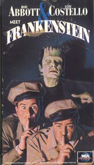 Abbot & Costello meet Frankenstein