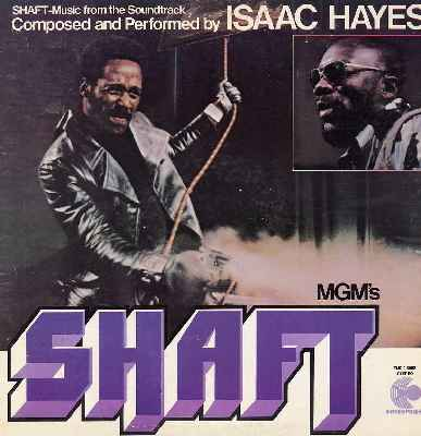 Shaft Soundtrack - (2) LP set