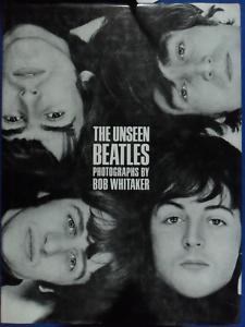 Unseen Beatles (Book of Photograps)